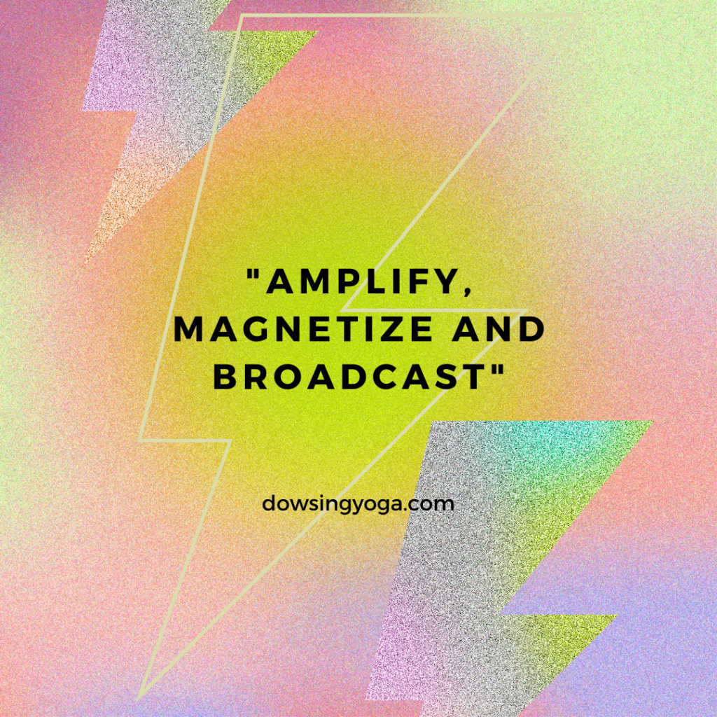 """""""Amplify, Magnetize and Broadcast"""""""